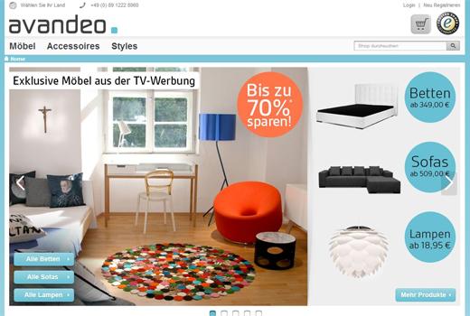 5 neue Deals: avandeo, AppYourself, Gourmondo.de, Tuningsuche, Anfesito