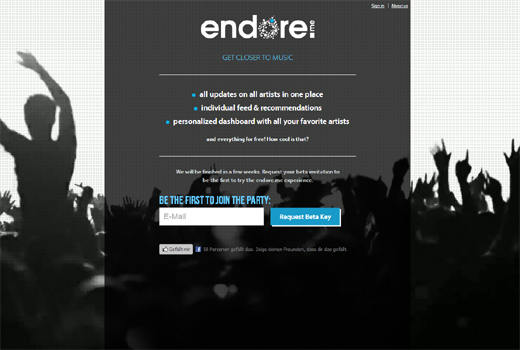 Start-up-Radar: endore.me