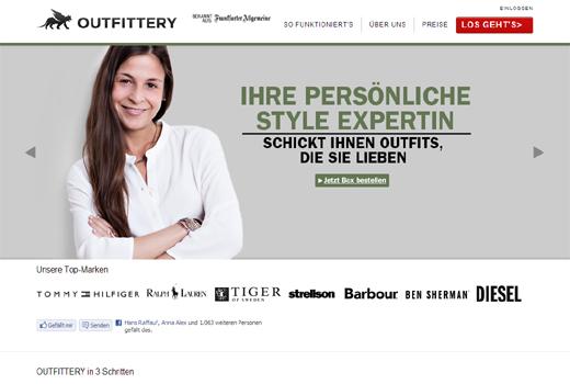 Outfittery verschickt in sechs Monaten 3.000 Boxen