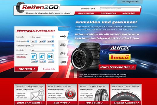 5 neue Start-ups: Reifen2GO, Bier deluxe, Mix your cream, Elfen.de, Linksert
