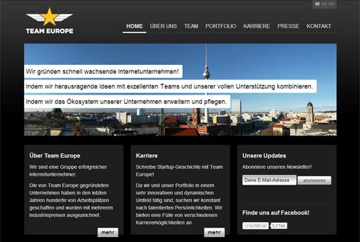 Liaison ohne Happy End: Team Europe und Hasso Plattner Ventures lassen sich scheiden