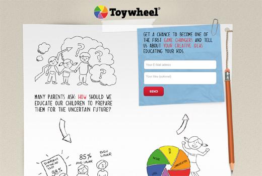 Start-up-Radar: Toywheel