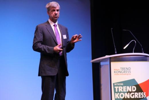 Stephen Prentice von Gartner erklärt Trends