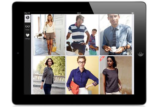 Mit ShopLove bequem auf dem iPad shoppen – Venture Stars und mehrere Business Angels unterstützen das Start-up