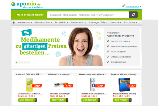 3 neue Deals: apomio.de, adnord.media, ResearchGate
