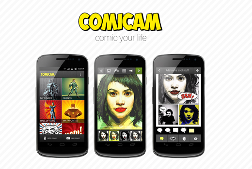 Start-up-Radar: Comicam