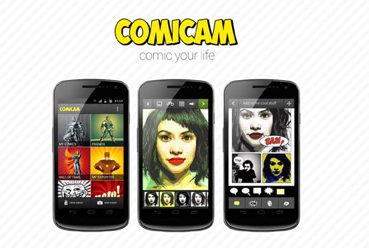 Start-up-Radar: Comicam