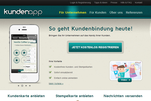 etventure-Start-up kundenapp sammelt Kapital ein
