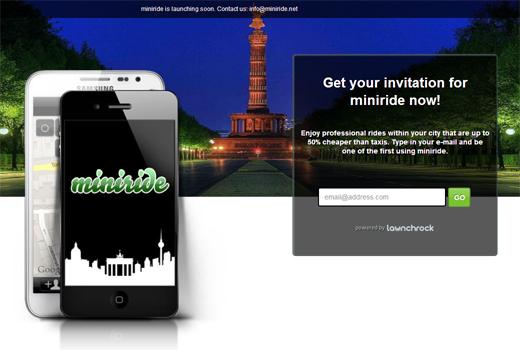 Start-up-Radar: Miniride