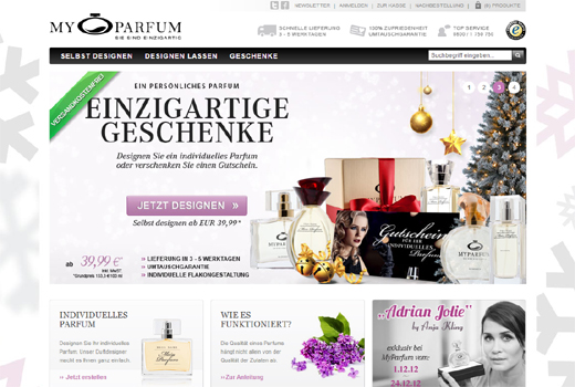 3 neue Deals: MyParfum, Vertical Media, Beta Match