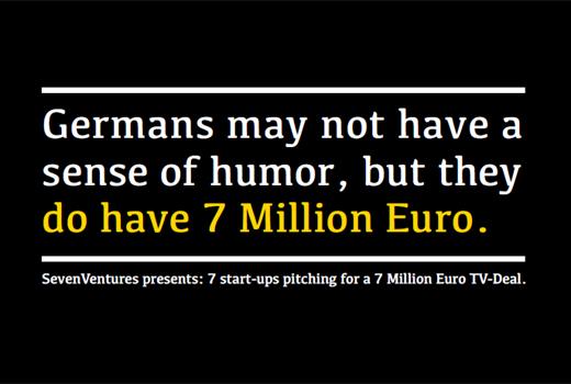 Jetzt einschalten: 7 Start-ups pitchen beim SevenVentures Pitch Day um 7 Millionen Euro