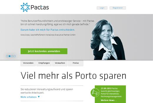 Pactas sammelt Kapital ein – XAnge und Astutia investieren in das Rechnungs-Start-up