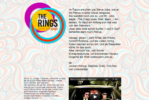 Start-up-Radar: The Rings