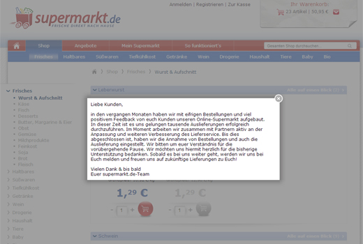 Kurzmitteilungen: supermarkt.de, Digital Pioneers, Hotels Now, fotocommunity