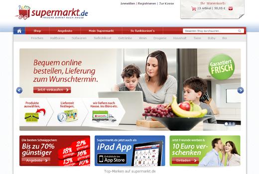 Ist der Verkauf von Lebensmitteln übers Internet auf Dauer kein Erfolgsmodell?