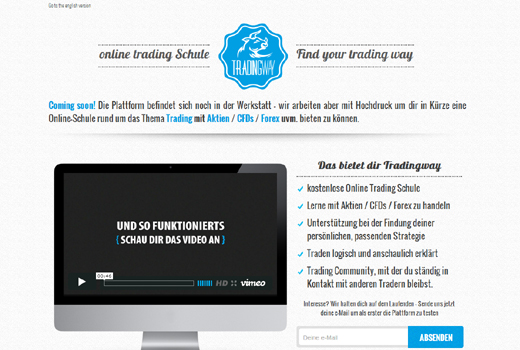 Start-up-Radar: Tradingway