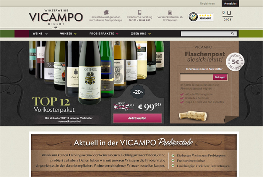 "Nach der Trennung von Wine in Black: Vicampo will ""gute Wein in den Mainstream bringen"""