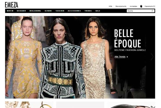 Zalando startet Emeza – Ableger drängt ins Luxussegment
