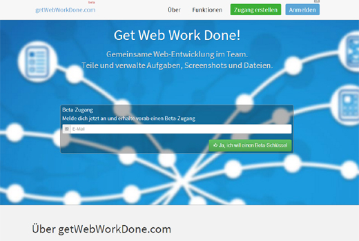 Start-up-Radar: getWebWorkDone.com