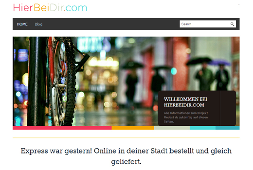 Start-up-Radar: HierBeidir.com
