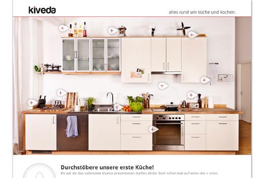 Kiveda verkauft Küchen – European Media Holding startet neues E-Commerce-Projekt