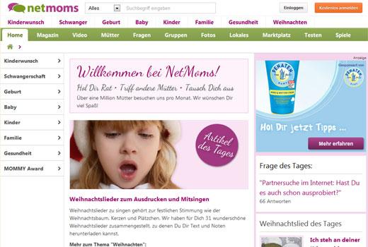 netmoms gehört jetzt zu Tomorrow Focus – 2,5 Millionen Euro plus Aktien fließen