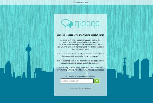 Start-up-Radar: qipoqo