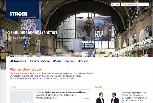 Ströer übernimmt AdScale, Ströer Interactive, freeXmedia und Business Advertising