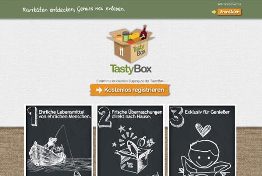 Foodiesquare liefert leckere Überraschungsboxen mit exklusiven Lebensmitteln