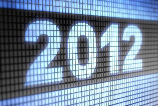 2012 – Das vergangene Jahr in sechs, knackigen Listen