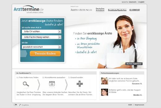 Adressbuch-Verlag Greven's investiert Millionensumme in Arzttermine.de