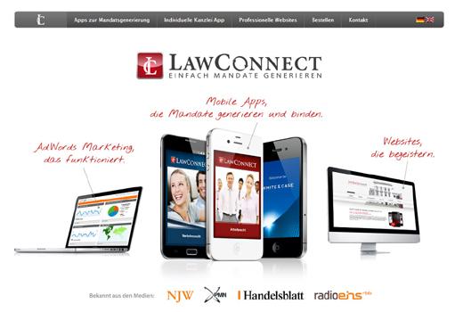 Idealo-Gründer Martin Sinner investiert in LawConnect