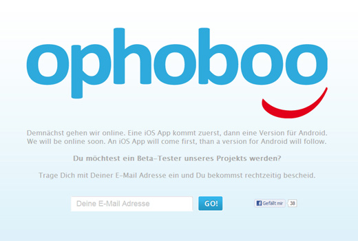 Start-up-Radar: ophoboo