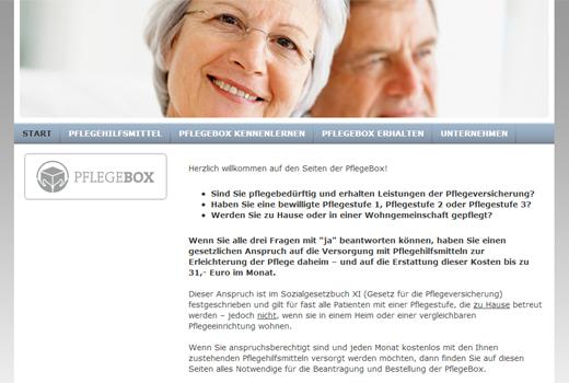 3 neue Deals: PflegeBox, Travel Overland, Finanzchef24
