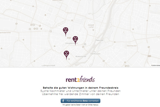 Start-up-Radar: Rent2friends