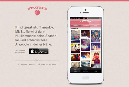 3 neue Deals: Stuffle, yourXpert, hungryhouse