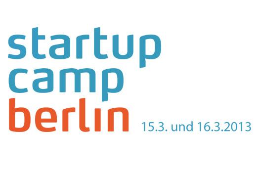 Jetzt anmelden: Startup Camp Berlin 2013 im März