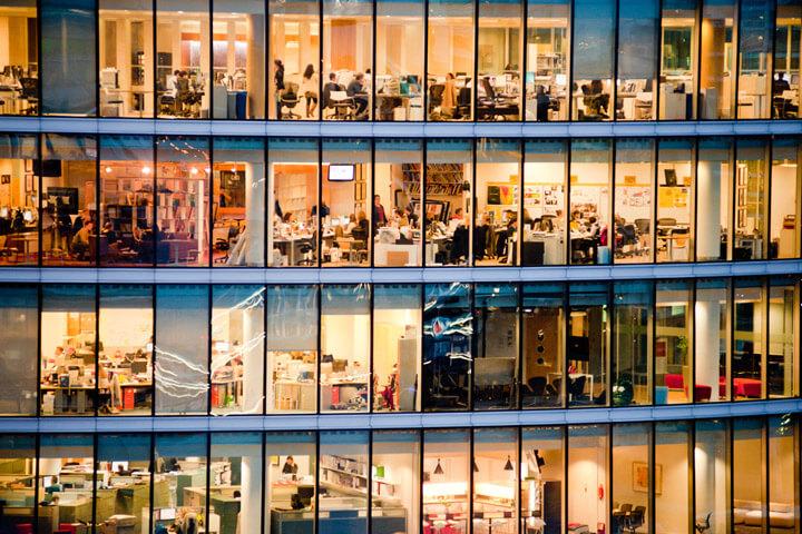 Tipps und tricks f r die richtige beleuchtung im b ro for The new window company