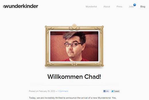 Kurzmitteilungen: Chad Fowler, 6Wunderkinder, Regiondo, BVDS, NEXT13, SensAbility
