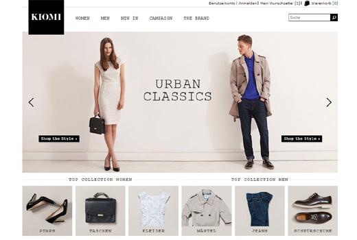 Kiomi ergänzt die Zalando-Familie – Nach Emeza der nächste Fashionableger