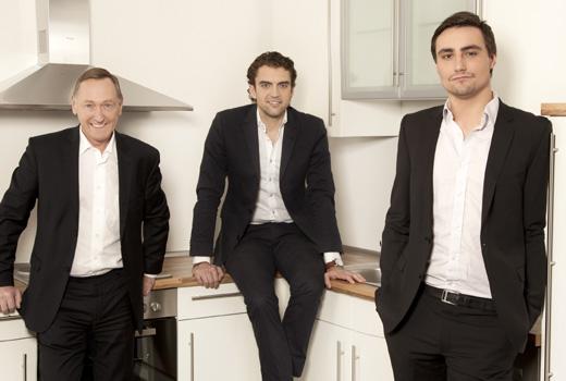 Kiveda holt Ex-Escada-Chef Börnicke ins Team – Küchen-Shop eröffnet die Pforten