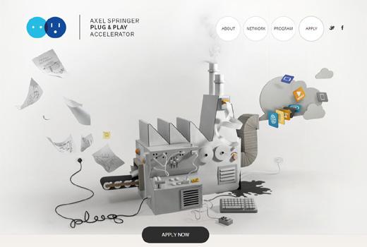 Kurzmitteilungen: Axel Springer Plug and Play Accelerator, Munich Start-up Farm, Navinum