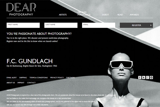 Start-up-Radar: DEAR Photography