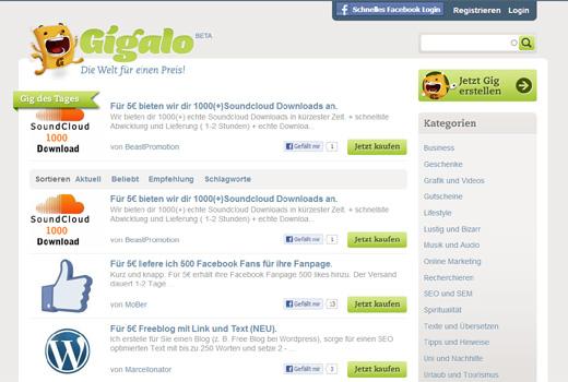 Hanse Ventures verkauft Gigalo – Gigalocal und Finest Spots werden eingestellt