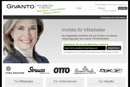 Givanto am Ende: Founderslink-Start-up insolvent