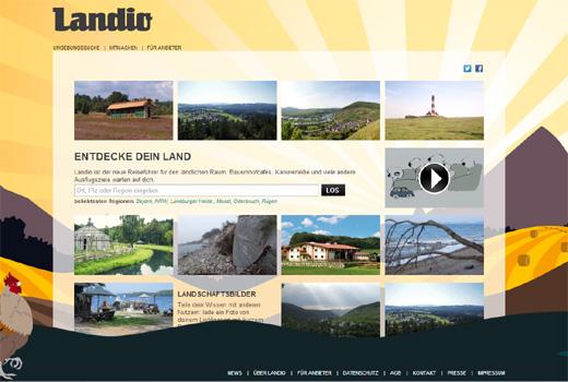 5 neue Start-ups: landio.de, Grabsteinfinder, McBlitz, crobo, Poppianokurs