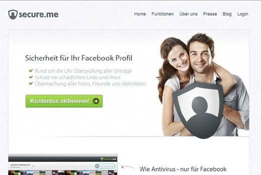 secure.me insolvent – Sicherheitsdienst für Facebook steht vor dem Aus