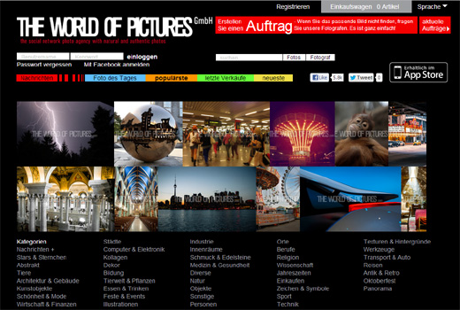 5 neue Start-ups: The World of Pictures, Timeacle, AirLST, Hypezeit, Joudid