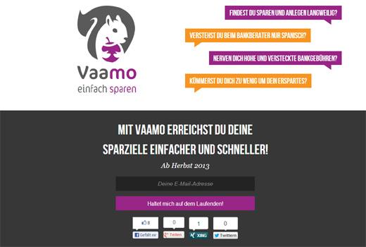 Start-up-Radar: Vaamo