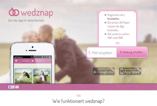 Start-up-Radar: wedznap